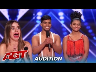 BAD Salsa: Indias Got Talent Winner Dance Duo SHOCK The Judges With HOT Fast Energetic Act