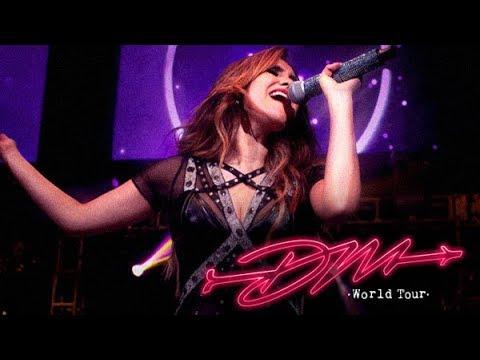 Presentimiento Dulce María DM World Tour @ En vivo en el Teatro Metropólitan