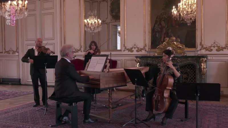 G. F. Händel N. Porpora G. Sammartini Cantates Le Parlement de Musique Martin Gester