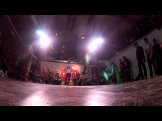 MAX&CIMA VS 100PUD&MARVEL | JAMMASTER'13 | PRO BATTLES| 1/4