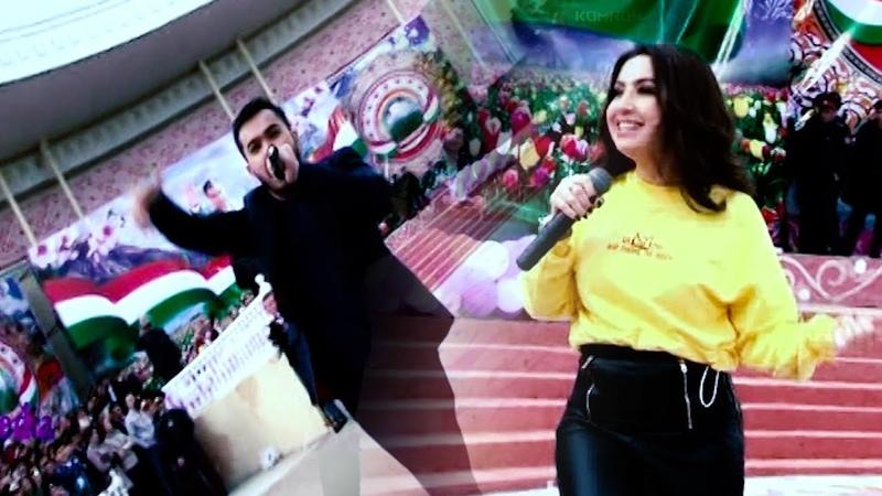 Sevinch Mominova vs Komron Mominov - Xop Xop (Таджикистан)