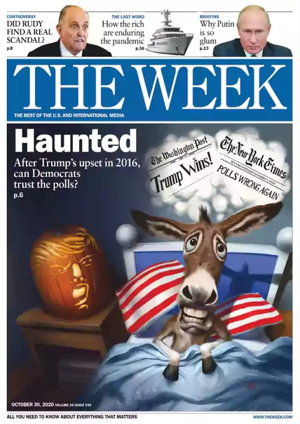 The Week  USA - October 30  2020
