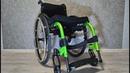Инвалидная коляска активного типа. Progeo Active Desing Yoga progeo