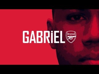 🇧🇷 Gabriel Magalhaes' first Arsenal interview