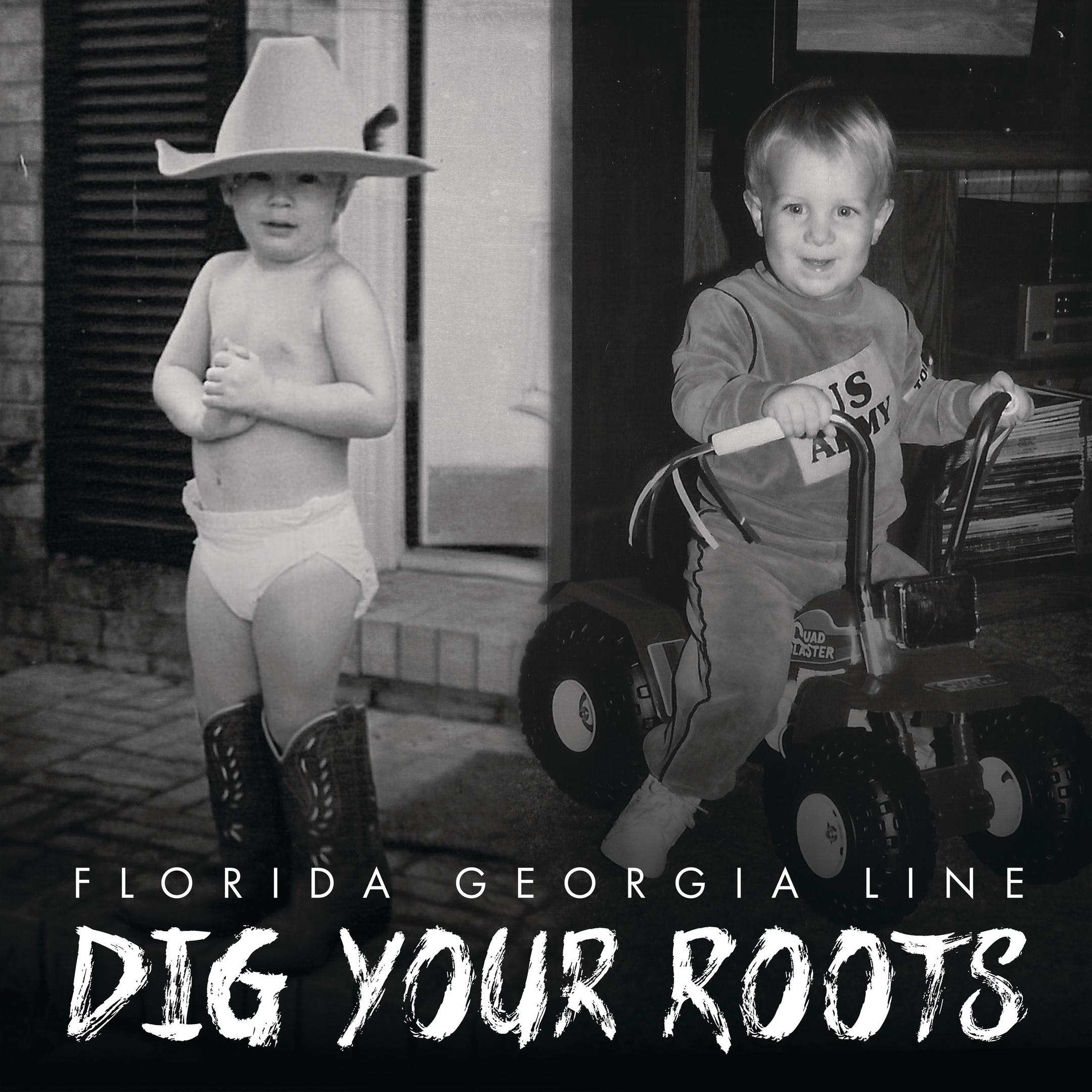 Florida Georgia Line album Dig Your Roots