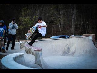 VOX Footwear Demo - Danville Skatepark !!!
