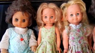 Куклы нашего детства - винтаж: 50е, 60е, 70е, 80е.