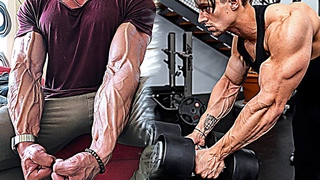 10 Exercises to Build Bigger Arms - How To Build Your Arms Fast