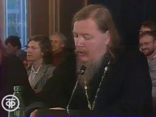 Умер протоиерей Дмитрий Смирнов. Ему было 69 лет. Светлая память. Как же нам будет его не хватать