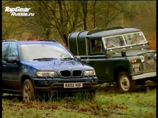 Сравнительный тест и полноценный обзор внедорожников Toyota Land Cruiser 100, BMW X5, Jeep Grand Cherokee и Range Rover