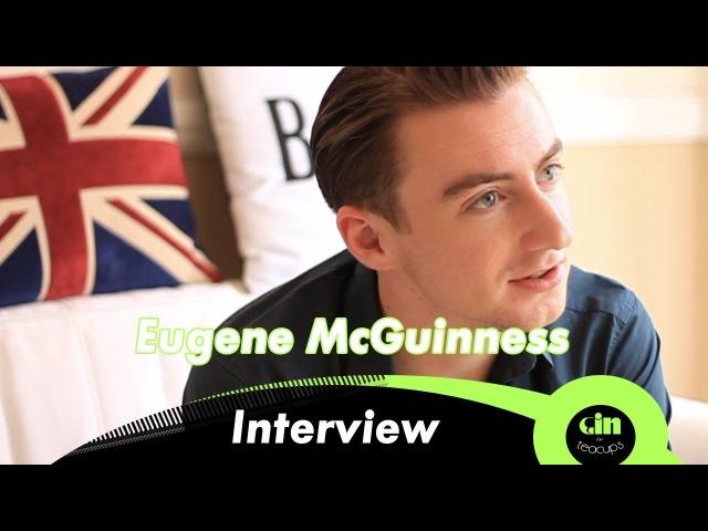 Eugene McGuinness Interview @ GiTC