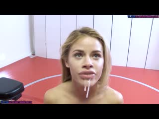 Jessa Rhodes робот в спортзале [primal fetish, all sex, hardcore, doggystyle, cowgirl, blowjob]