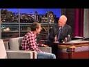 Sebastian Vettel The Late Show 11 giugno