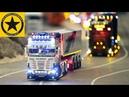 Toy Truck Videos for CHILDREN👍 MODEL-FAIR RC Exhibit Modellbaumesse ERFURT RC TRUCKS EXCAVATORS