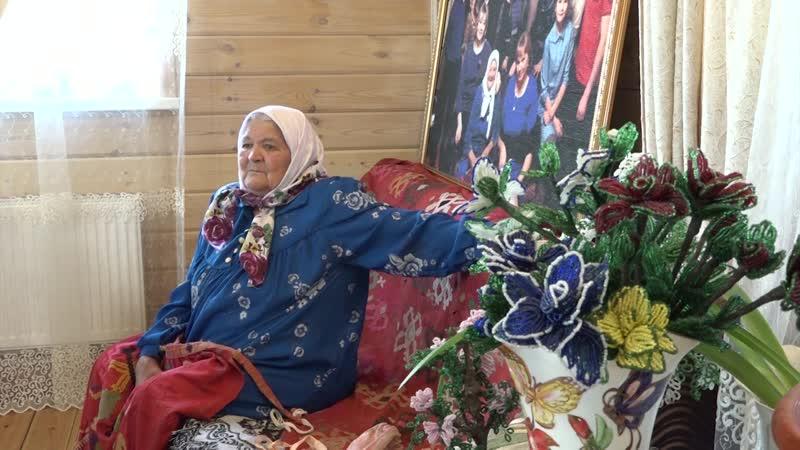 Разиля Ибашева хранительница искусства и красоты своего народа.