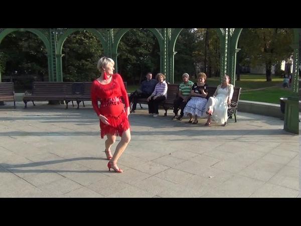 Танго страсти на Бельведере
