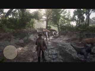 Really, charles? we're just going to pretend as if nothing happened? red dead redemption 2