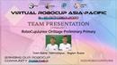 R20.7.1 - Russia Region - TEAM: TekhnoSoyuz - Finalist Presentation -RCJ OnStage Preliminary Primary