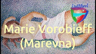 Marie Vorobieff (Marevna) (1892-1984): Classical nude oil paintings
