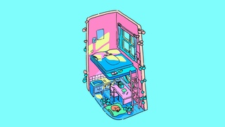Short story about getting up late - by Ketnipz & Dedouze (animated with Blender Greasepencil)