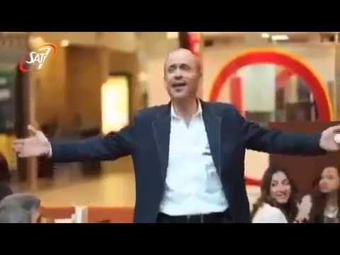 Арабы христиане в Бейруте поют ХРИСТОС ВОСКРЕС