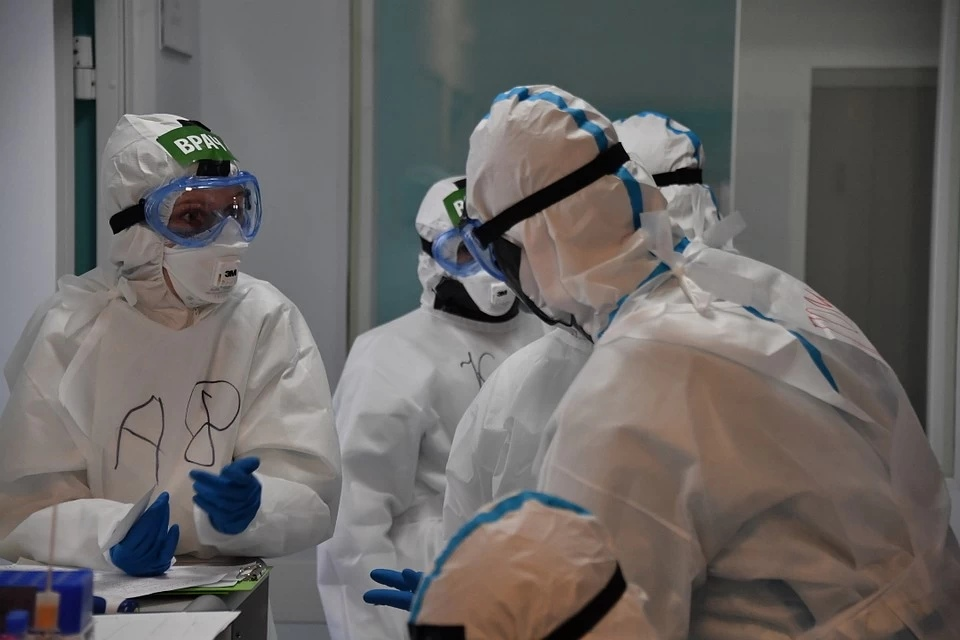 Медики из Башкирии рассказали о своей работе с больными коронавирусом в КЧР