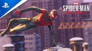Marvel's Spider-Man: Miles Morales Launch Trailer I PS5, PS4
