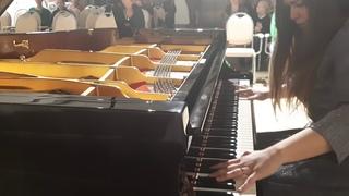 Elena Drozdova plays Liszt Sonata h-moll
