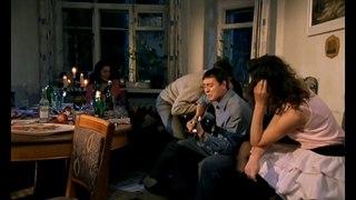 """Отрывок из сериала """"Бригада"""" - Девченка - девченочка! Танцы на столе/ 3 Серия / HD 1080"""