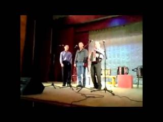Братья Никулины на концерте Центра РУССКАЯ ГАРМОНЬ в Тарноге