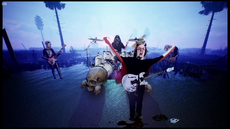 Devin Townsend ft Gene Hoglan Vampira LIVE Devin's Crappy Halloween Party 2020