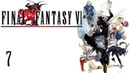 Final Fantasy VI SNES/FF3US Part 7 - Return to Narshe