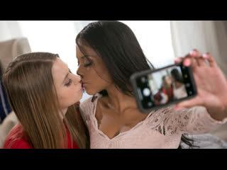 Nia Nacci, Jill Kassidy [1080p, Porn, Teen, Lesbian, Interraical, Ebony, Blonde, Licking, Kissing, Scissors - WebYoung]