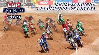 MX Motorland Aragón 2021: resumen de carrera