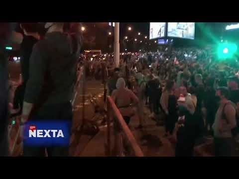 Цой Перемен Клип о протестах и столкновениях в Беларусь