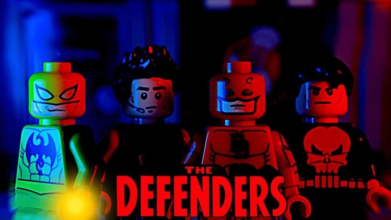 Lego Marvel's Defender Part 1 Defenders 3 5
