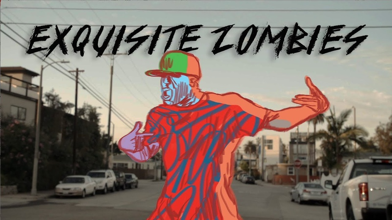 EXQUISITE ZOMBIES Stampede Yak Films x Adobe Project 1324 x 2016 Sundance Film Festival