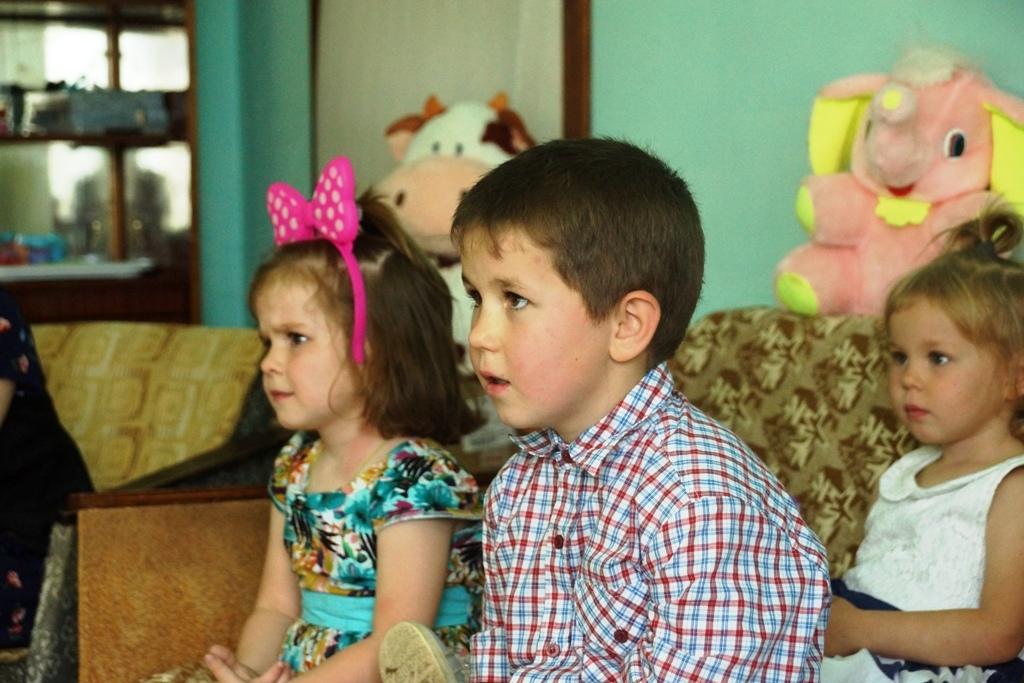 Прошел детский праздник в нашем центре 15