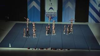 Cheerleading . Junior Cheer Coed Elite Germany Junior Wildcats.