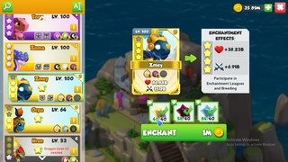 New!, Upgrading Hypnos Dragon to Stars 4 - Dragon Mania Legends