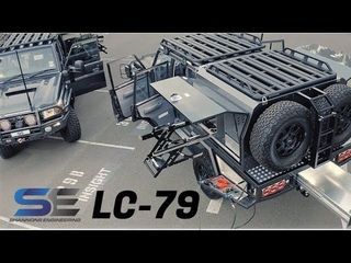 LC79 Feature Video - 2x Brand New Toyota 79 Series Landcruisers. Shannons Engineering SE