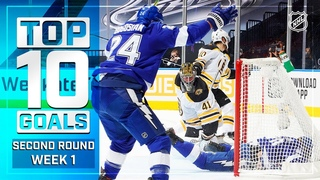 Top 10 Goals from Week 1 of the Second Round | Stanley Cup Playoffs | NHL