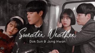Sung Dok Sun & Kim Jung Hwan ∿Sweater Weather ∅Reply 1988 / Answer Me 1988 [Türkçe altyazı]