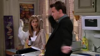 Friends - Chandler's Dance Yeah Yeah Yeahs · #coub, #коуб