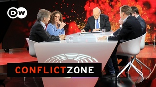 The debate: Which way is Europe heading?   DW Conflict Zone