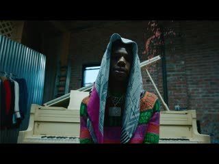 A Boogie Wit Da Hoodie - Bleed (Official Music Video) RIP