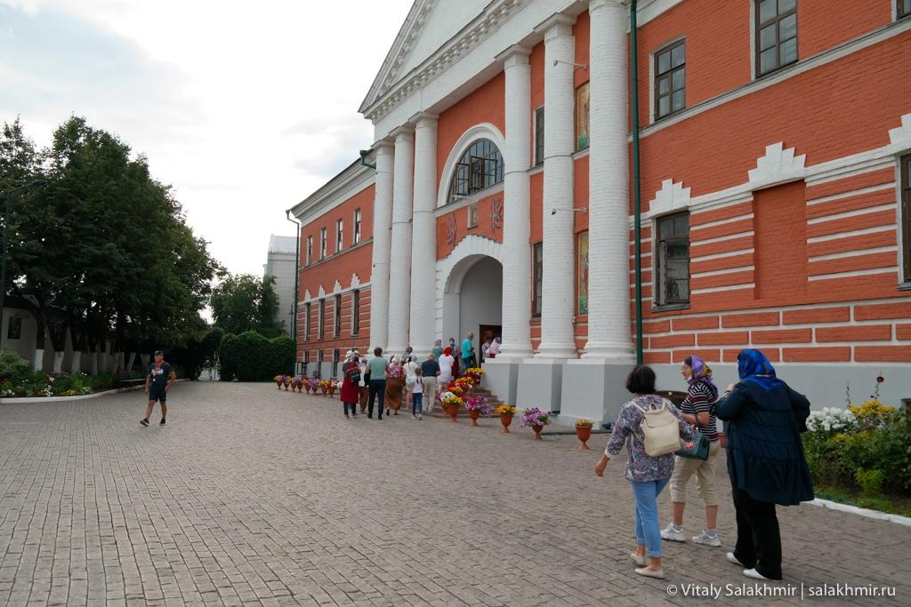 Мужской монастырь, Казань 2020