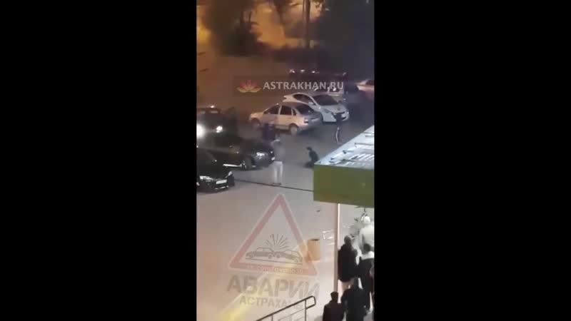 На Адмирала Нахимова произошла перестрелка