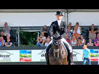 Kingsley Donadeo Grand Prix - NK Dressuur, Ermelo - 2015 (1)