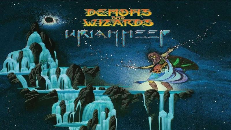 Ṳr̤i̤a̤h̤ Heep D̰ḛm̰o̰n̰s̰ ̰W̰ḭz̰a̰r̰d̰ ̰̰ Full Album 1972 Deluxe Edition